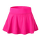 EZ-Joyce Pleated Women's Mini Tennis Skirt with Shorts