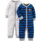 Simple Joys by Carter's Baby Boys' 2-Pack Cotton Footless Sleep and Play