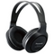 Panasonic Headphones Over The Ear Lightweight Long-Corded (Black)