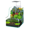 Penn-Plax Aqua Terrarium Planting Tank with Aquarium for Fish