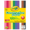 Crayola Construction Paper in 10 Assorted Colors, 120 Sheets