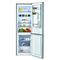 Candy CMNR 6184XKWiFi Bello Freestanding Fridge Freezer, WiFi Connected, Frost Free, 317L Total Capacity, 60cm wide, Stainless Steel