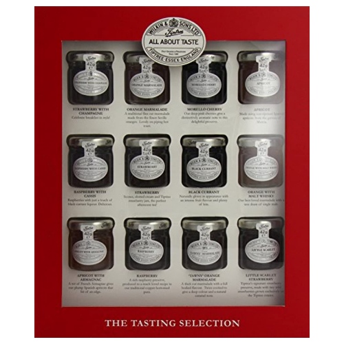 Tiptree Jams & Marmalade Tasting Selection Giftbox