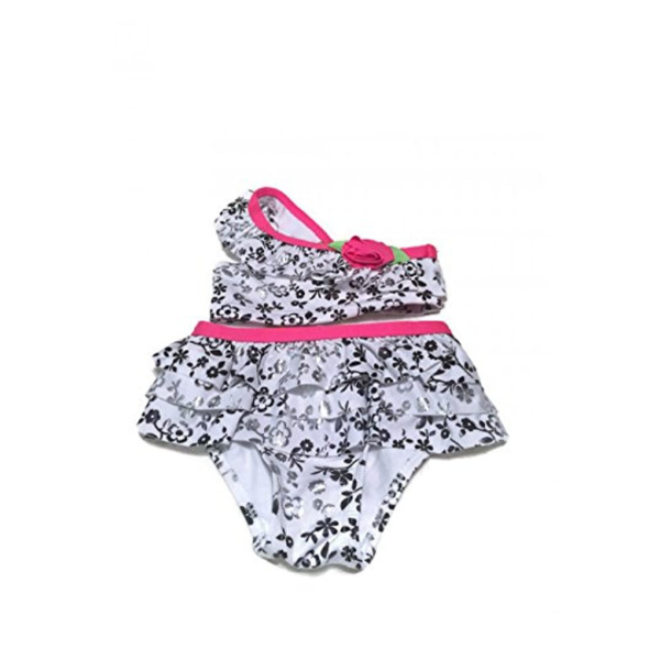 Penelope Mack Girls' 2 Piece Swimsuit Swimwear