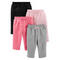 Simple Joys by Carter's Baby Girl's 4-Pack Fleece Pants, Pack of 4