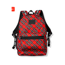 Victoria's Secret Pink Campus Backpack, Red Plaid