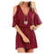 YOINS Women Summer Sleeveless Play suit Cold Shoulder Casual Jumpsuits