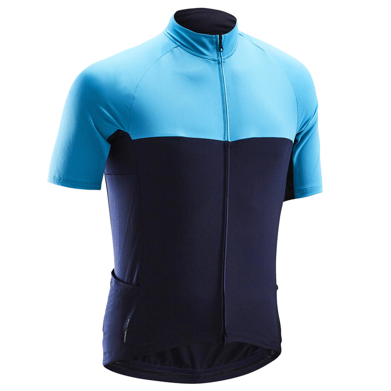 Triban by DECATHLON - Men's RC100 Short Sleeved Road Cycling Jersey