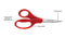 "Fiskars 7"" Student Scissor (Color Received May Vary)"