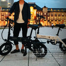 The Lightweight Folding Bicycle