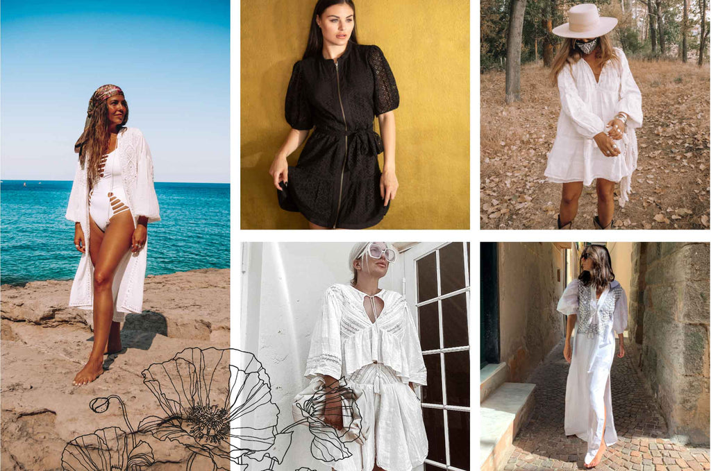 The BOHO Beach Dress: As Seen on Your Favorite Influencers!