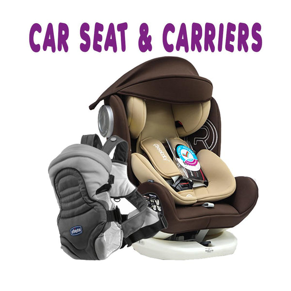 CARSEATS & CARRIER
