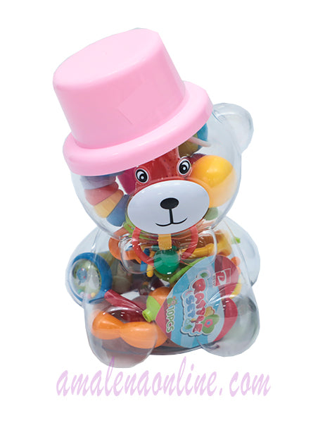BEAR RATTLE SET