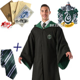 Harry Potter Slytherin Robe+TIE (Kids)