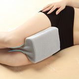 Knee Pillow Premium Memory Foam Wedge Contour Leg Pillow