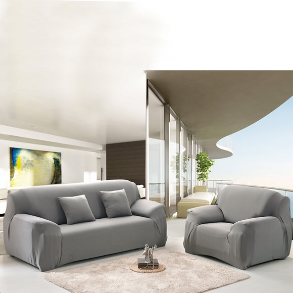 Sofa Cover 1 2 3 4 Seater Slip Cover Sofa Couch Stretch Elastic Fabric Sofa Protector