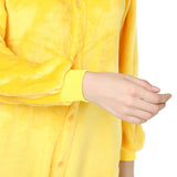 Unisex Birthday One-size Custume Cosplay Adult Kigurumi Pajamas Sleepwear(Pikachu)