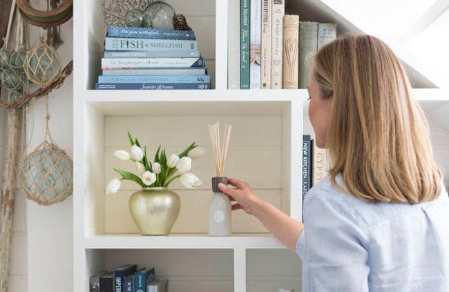 Using Fragrance at Home This Spring by Tara Dennis