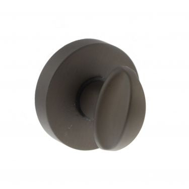 Atlantic Forme WC Turn and Release on Minimal Round Rose - Urban Dark Bronze - FMRWCUDB