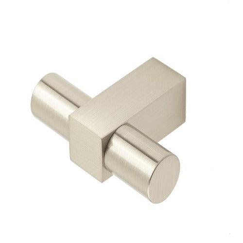 Burlington - Westminster Cupboard Knob  Satin Nickel -BUR301SN