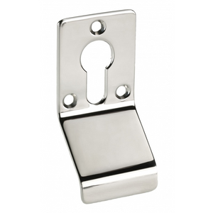 Frelan - Euro Profile Cylinder Latch Pull - Polished Stainless Steel - JPS40E - Choice Handles