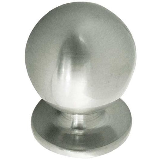 Palla 22mm Cabinet Knob  - Brushed Nickel - GA1002BN