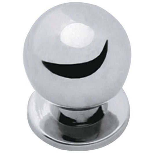 Palla 25mm Cabinet Knob - Polished Chrome - GA1001PC