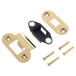 Frelan - Radius Accessory Pack For JL-HDT Heavy Duty Latches - PVD Stainless Brass - JL-ACTRPVD - Choice Handles