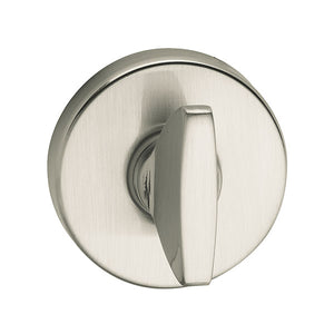 Tupai Rapido CurvaLine WC Turn and Release on Round Rose - Satin Chrome - TWCRSC - Choice Handles