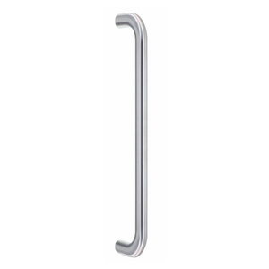 Consort - 22mm D Pull Handle  425mm Bolt Through Fix - Satin Stainless Steel - Choice Handles