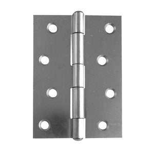 Frelan - Steel Butt Hinge 102mm - Zinc Plated - J1838-FZP - Choice Handles