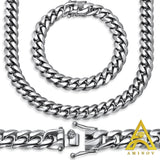 Stainless Steel Cuban Link