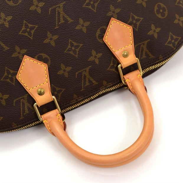 Louis Vuitton  BROWN MONOGRAM CANVAS VINTAGE ALMA