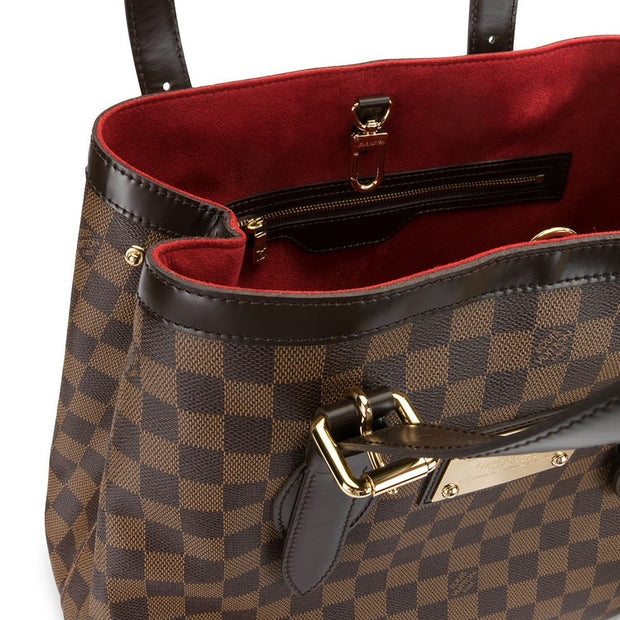 Louis Vuitton Damier Ebene Hampstead