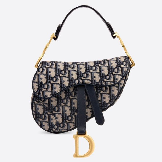 Dior Saddle  Belt Bag - LECLASSIQUE