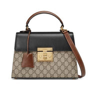Gucci Padlock Supreme Bag - LECLASSIQUE