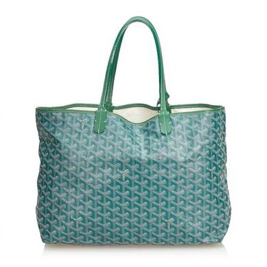 Goyard Saint Louis Tote PM Green