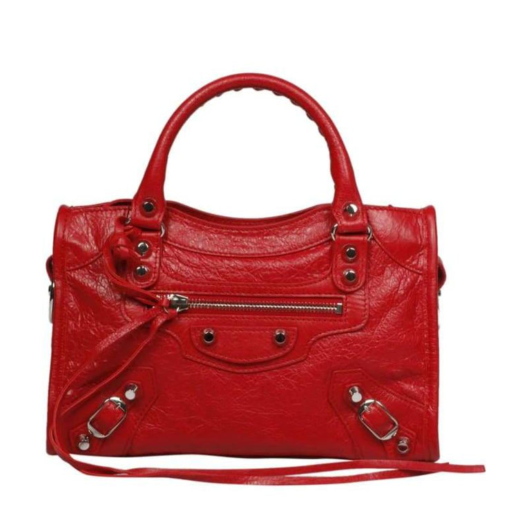 Balenciaga Classic City Leather Tote - LECLASSIQUE