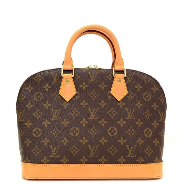Louis Vuitton Alma Bag MM - LECLASSIQUE