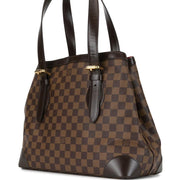 LOUIS VUITTON Damier Ebene Hampstead - LECLASSIQUE