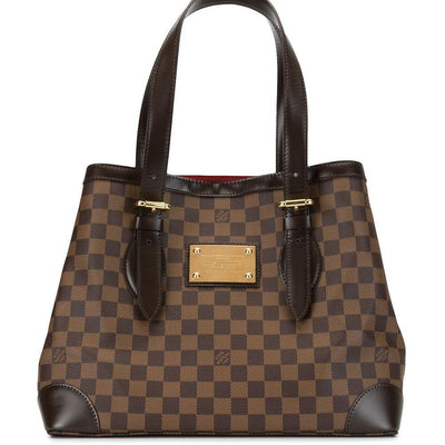 LOUIS VUITTON Damier Ebene Hampstead tote - LECLASSIQUE