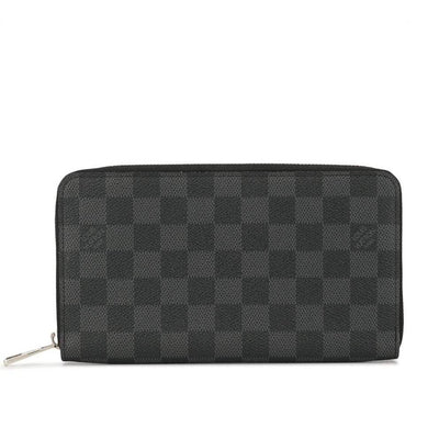 LOUIS VUITTON Damier Zipped Wallet - LECLASSIQUE