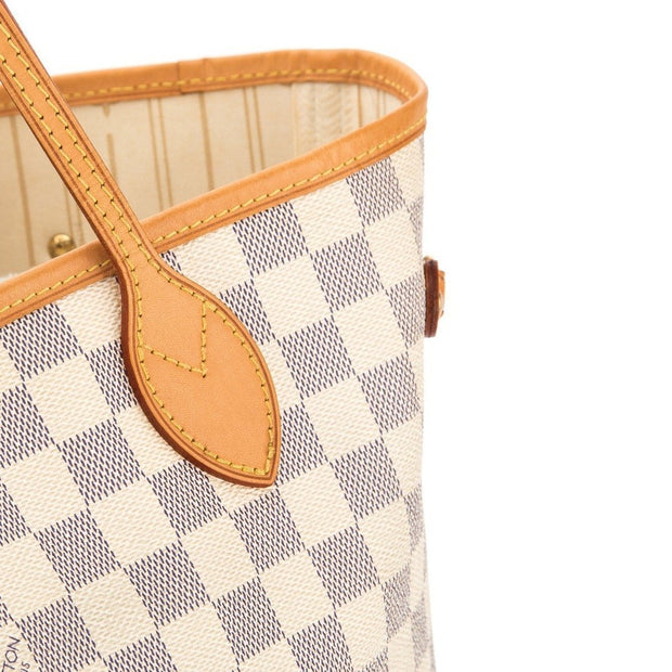 Louis Vuitton Neverfull MM Damier Azur - LECLASSIQUE