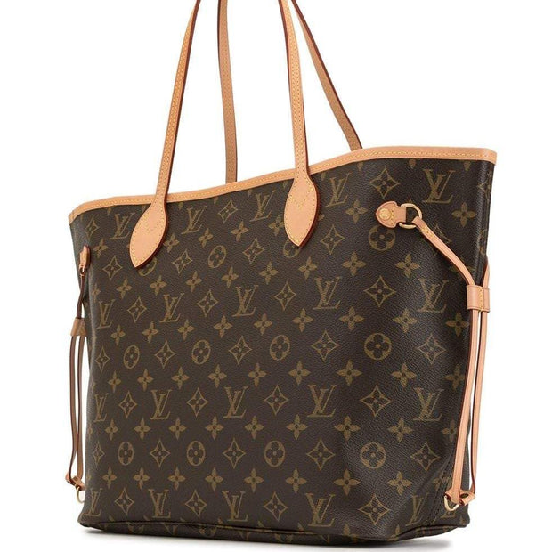 Louis Vuitton Neverfull Monogram Canvas - LECLASSIQUE