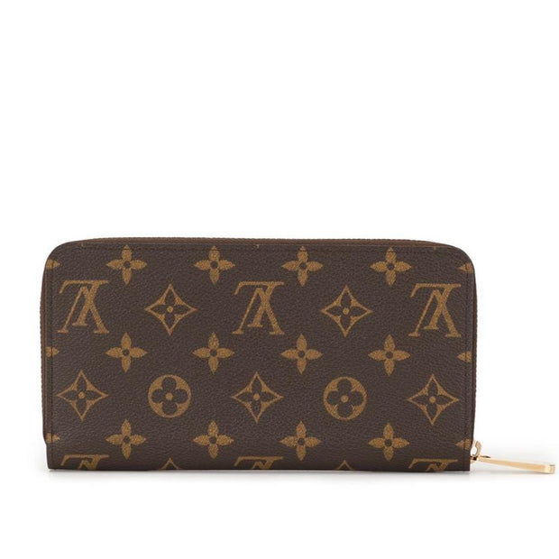 LOUIS VUITTON Zippy monogram wallet - LECLASSIQUE