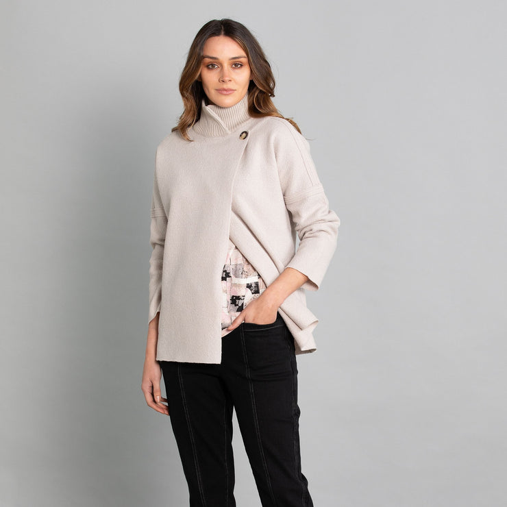 Jacket - Rib Collar by Yarra Trail