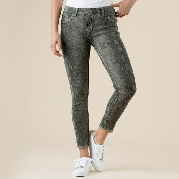 Pant - Reversible Jean by Threadz