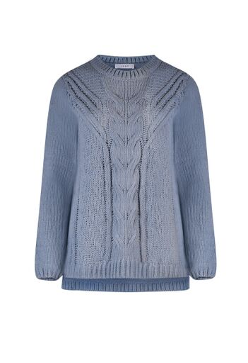 Jumper - Chenille Cable Stitch Pullover