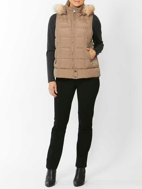 Vest - Classic Puffer by PingPong