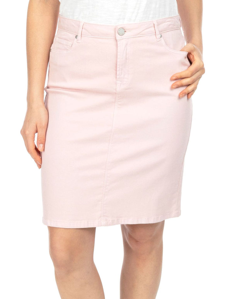 Skirt - Coloured Denim by JUMP